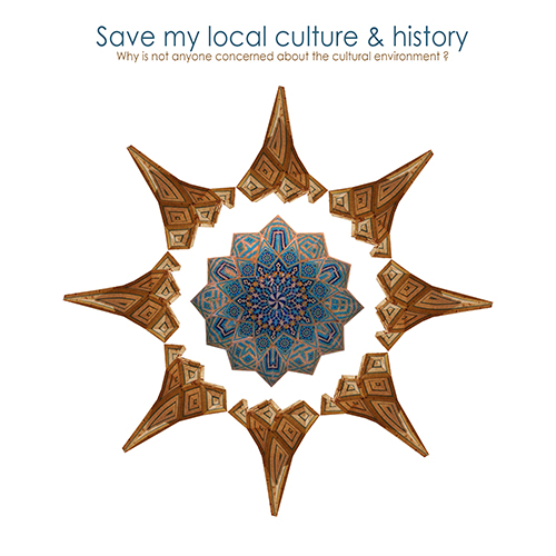save my local culture and history, save my identity